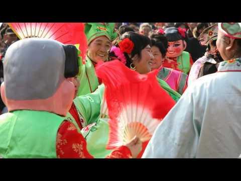 春节歌乐21《庙會》民樂· 王梦麟· 夏飛雲指揮·上海民族樂團演奏