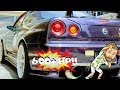 I Nearly DIED In A 600 HP Nissan Skyline GTR mp3