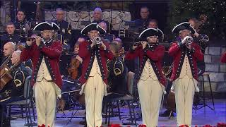 Fife and Drum Corps Christmas 2017 American Holiday Festival