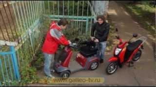 Проверено «Галилео» (часть 8). Велогибриды и электроскутеры