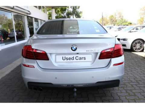 2014 bmw 5 series 520d a t f10 m sport auto for sale on auto trader south africa youtube. Black Bedroom Furniture Sets. Home Design Ideas