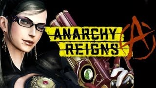 Anarchy Reigns: Bayonetta Gun Combat Clip (PlayStation 3 / Xbox 360)