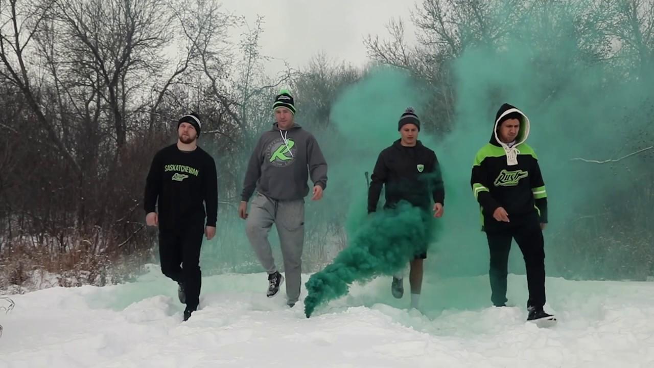 2018 Saskatchewan Rush Opening Video