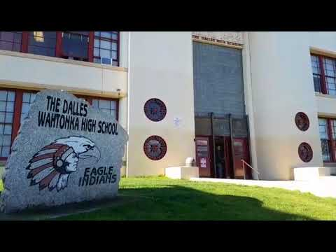 Immense Live! ~ National School Walk-out in The Dalles, OR! ~ March 13th 2018