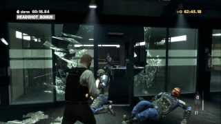 Max Payne 3 - New York Minute Hardcore - PS3 World Record