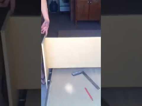 Libertec Maker - Cnc caseira - ( vídeo 4) - demonstração  Das guias do eixo Y