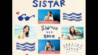 SISTAR _ GONE NOT AROUND ANY LONGER  -Smells Remix (AUDIO) Special Album [SWEET & SOUR] MP3
