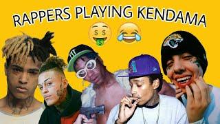 XXXTentacion, Wiz Khalifa, Trippie Redd, Lil Xan, Lil Skies, Lil Tracy, Lil Gnar PLAYING KENDAMA