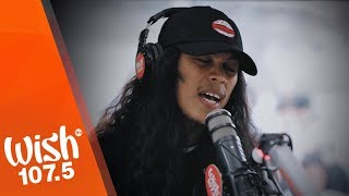 "CLR performs ""'Yokona""  LIVE on Wish 107.5 Bus"