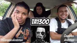 DENZEL CURRY - TABOO | TA13OO (FULL ALBUM) REACTION REVIEW