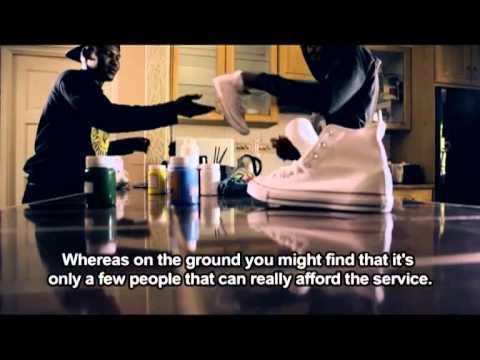 100% Youth 3 - Episode 5: Sneaker customizing
