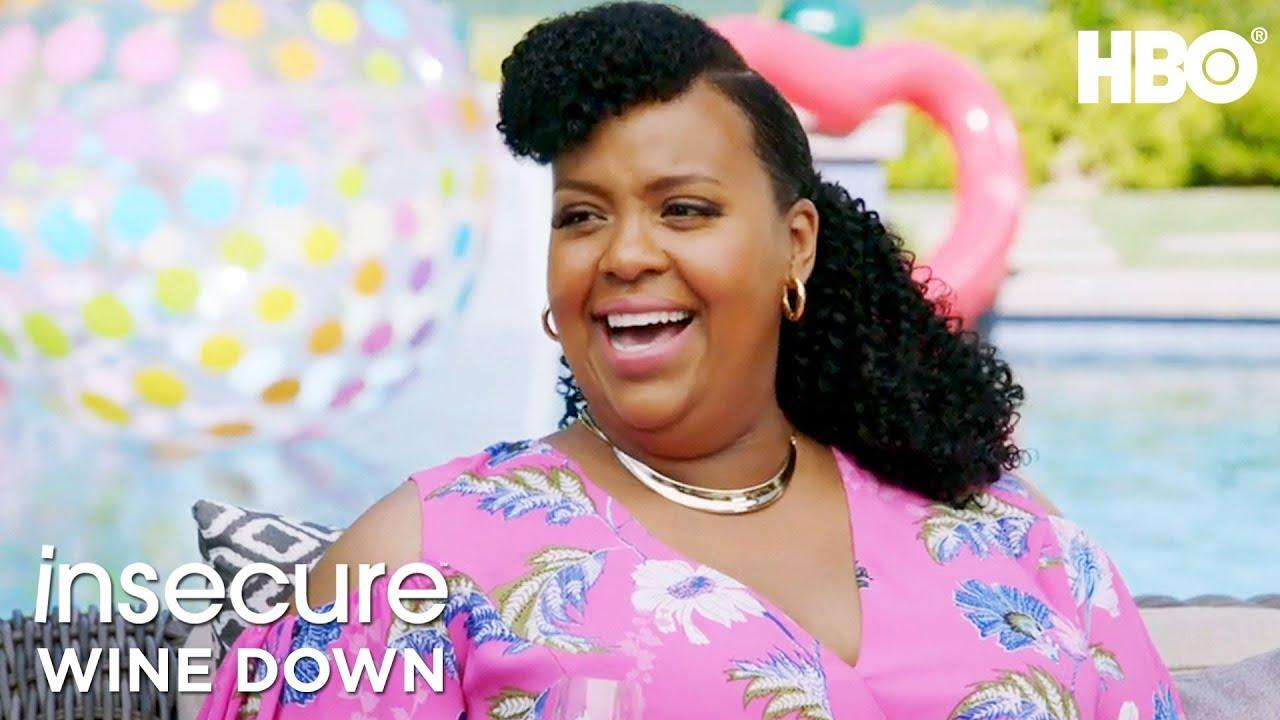 Download 'Wine Down' Ep. 6 w/ Natahsa Rothwell   Insecure   Season 3