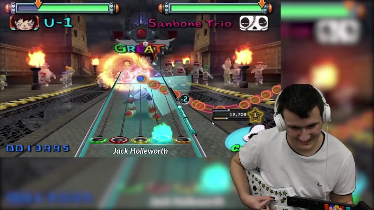 Clone Hero Mod Charts Challenge - Jack Holleworth