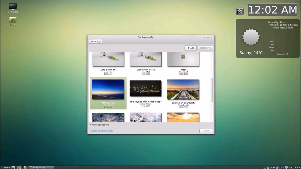 Linux Mint 16 Cinnamon vs Ubuntu 13.10 Unity - User ...