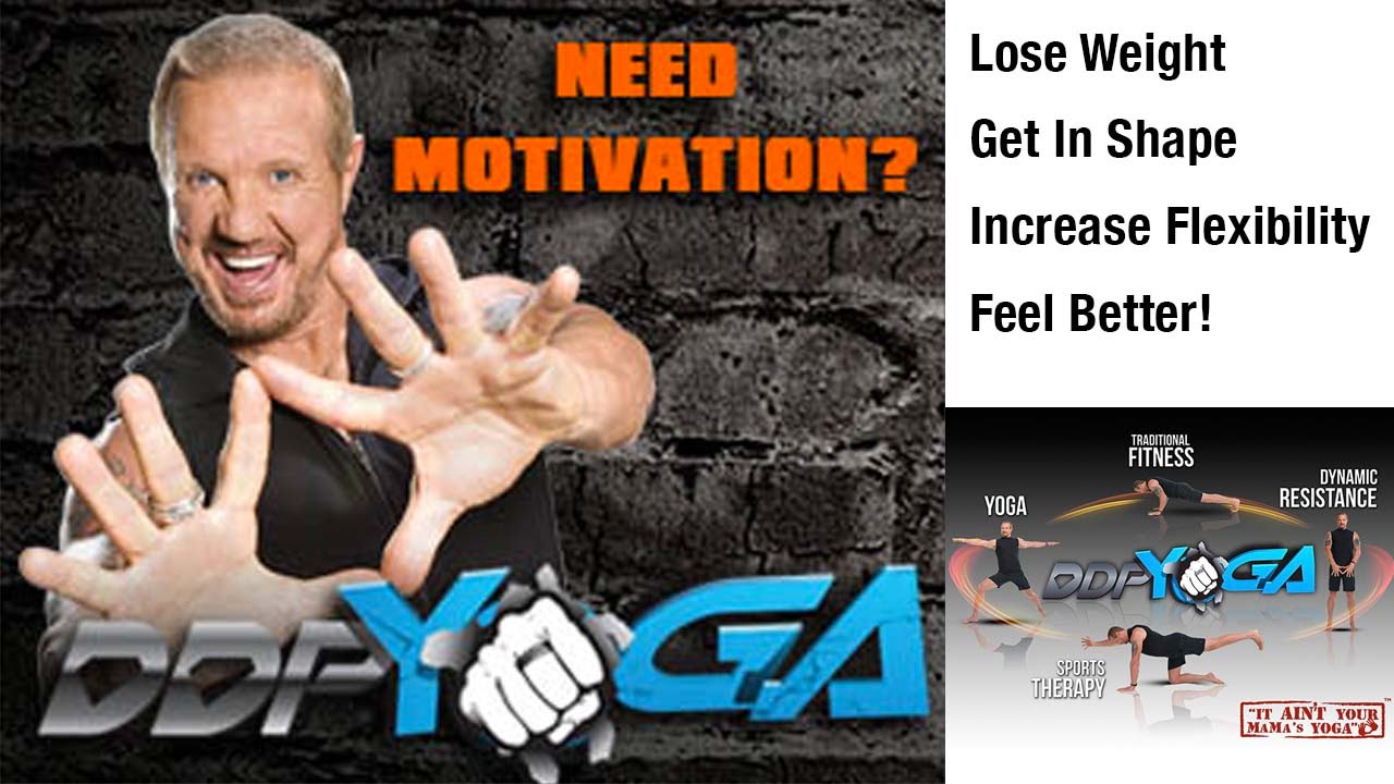 Ddp Yoga Review P90x Vs Ddp Yoga Review Best Yoga For Weight Loss Youtube