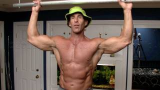 Proper form of the pullup - bodybuilding basics
