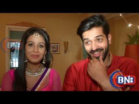 Serial Kaala Teeka Interview With Fenil Umrigar as Gauri & Rohan Gandotra as Yug