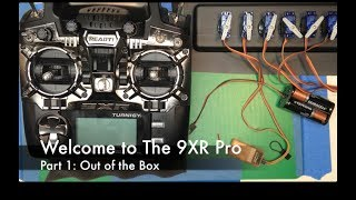Welcome to the Turnigy 9XR Pro, Part 1: ...