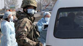Казахстан закрывается. Жесткий карантин. Заражаемость растет