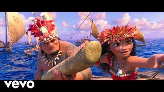 "Lin-Manuel Miranda, Opetaia Foa'i - We Know The Way (Finale/From ""Moana""/Sing-Along)"