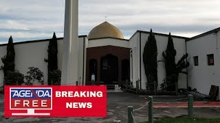Shooting at New Zealand Mosques - LIVE BREAKING NEWS COVERAGE