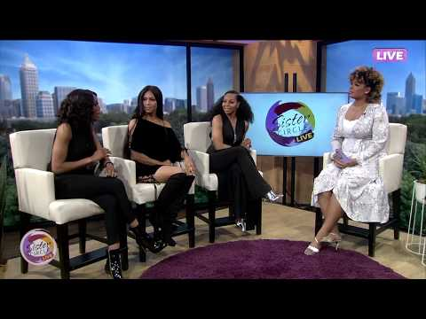 EnVogue is BACK and on Sister Circle Live