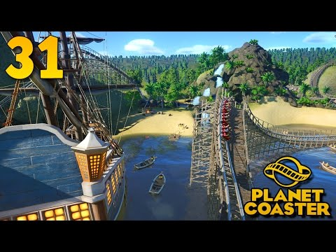 DAS HEFTIGSTE PIRATENGEBIET! - PLANET COASTER #31 | ZanderLP
