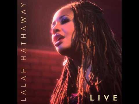 Lalah Hathaway - Lean On me (feat. Robert Glasper) (Live)