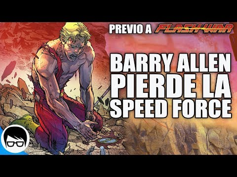 BARRY ALLEN DEJA DE SER FLASH | Flash #40 | COMIC NARRADO