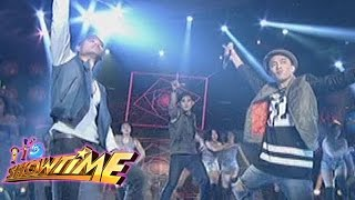 It's Showtime: Jay-R, Kris and Zeus' jamming session