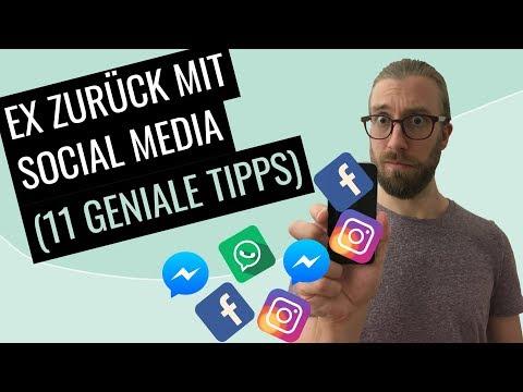Ex zurück mit Social Media: 11 geniale Tipps