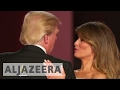 US fashion designers take aim at Trump
