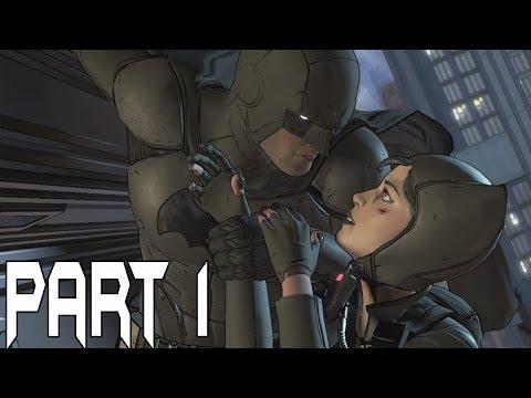 Batman The Telltale Series Gameplay Walkthrough Part 1 - Batman VS Catwoman (Episode 1)