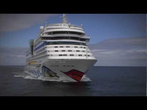 Karriere auf einem Kreuzfahrtschiff bei AIDA Cruises