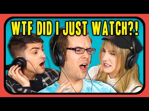 Thumbnail: YOUTUBERS REACT TO WTF DID I JUST WATCH COMPILATION #2