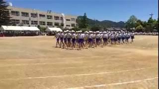 Ginastica Kumitaiso 2017  (クミタイソ - 岩田 小学校 )
