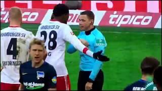 Nach dem Spiel HSV gegen Hertha BSC Berlin!