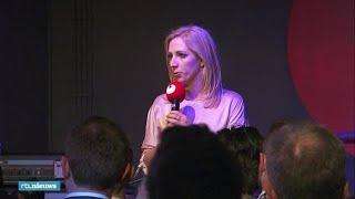 Grote verliezer Lilian Marijnissen (SP): 'Niet onze verkiezingen'
