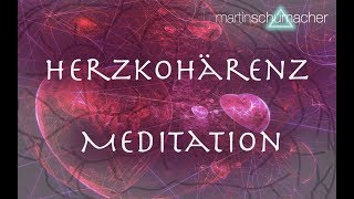 🧘🏼♂️Kurze Herzkohärenz Meditation - Herz-Hirn-Kohärenz🧘🏼♀️ (nach Gregg Braden)