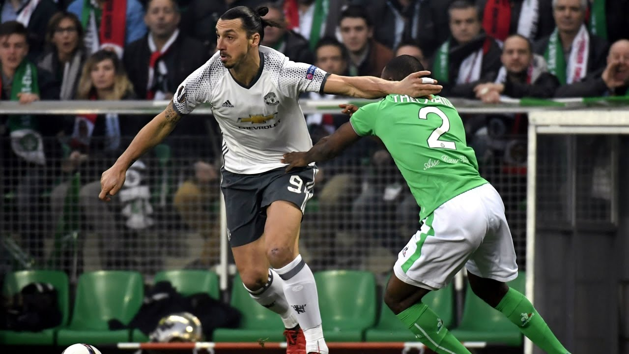 Download Saint Etienne vs Manchester United 0-1 All Goals & Highlights Europa League 22/02/2017