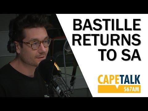 Bastille's Dan Smith and Chris Wood on CapeTalk