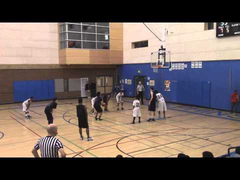 Denny Middle School(Isiah Hart #15) vs. Eckstein MS