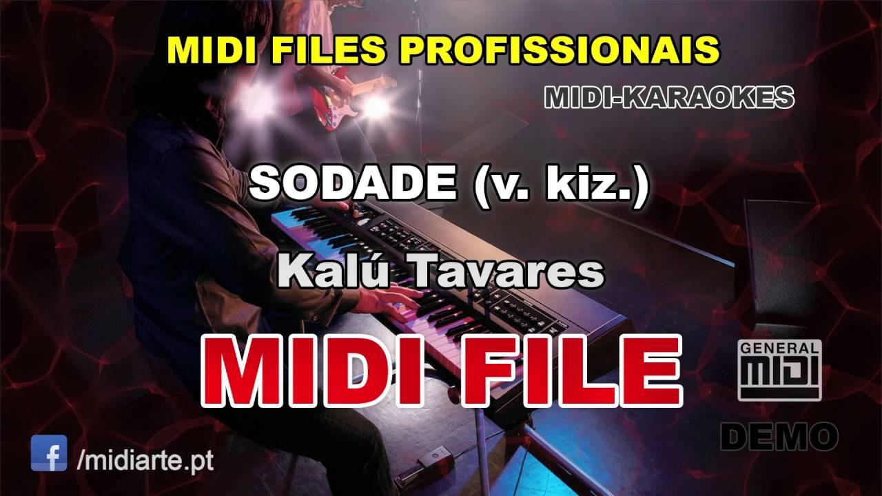 midi-file-sodade-v-kiz-kalu-tavares-midiarte-ritmos-e-midi-files