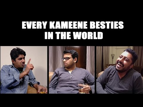 Bewadey Vine 1- Every Kameene Besties in the World