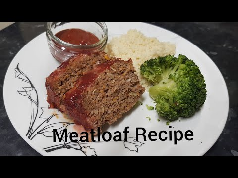 Meatloaf Recipe | How To Make Meatloaf | Eid Special Unique Recipe