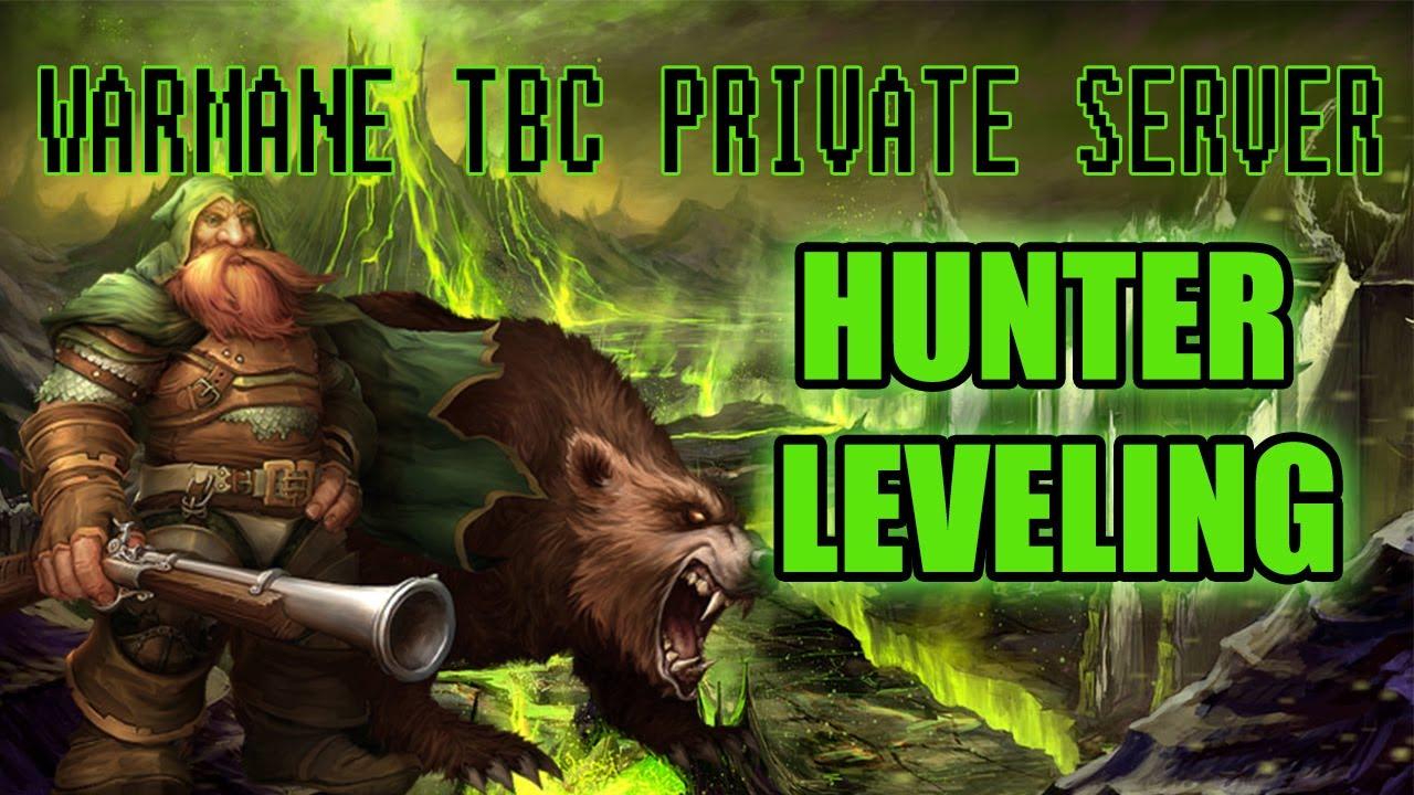 Warmane TBC Private WoW Server [ X7 XP ] Alliance Hunter Leveling