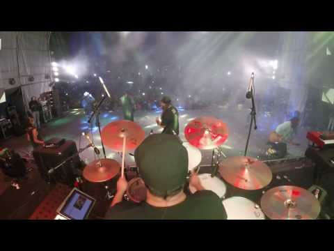 "Alex Avila ""Hearts of Fire""(Christafari) DrumCam(Live from Cipolletti,Argentina)"