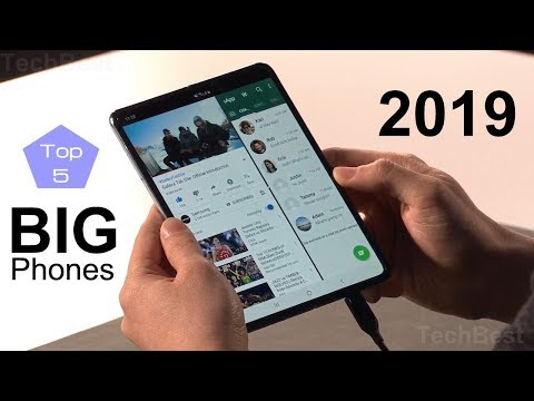 Top 5 Biggest Phablets - Best BIG Phones Of 2019