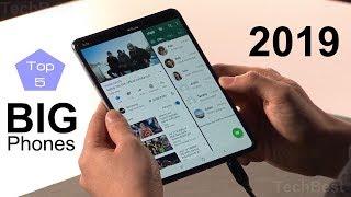 Top 5 Biggest Phablets - Best BIG Phones of 2019