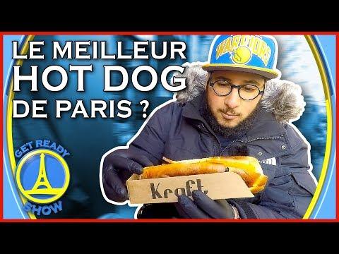 LE MEILLEUR HOT DOG DE PARIS ? DEGUSTATION ! - GET READY SHOW #61